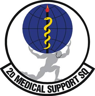 2ND MEDICAL SUPPORT SQUADRON