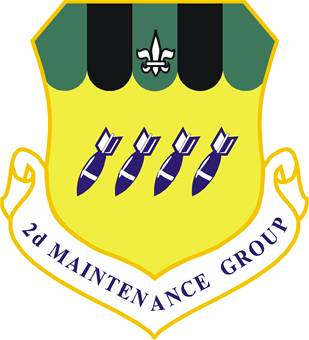 2nd Maintenance Group emblem