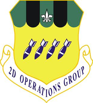 2nd Operations Group emblem